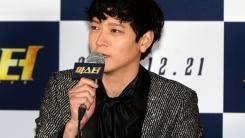 강동원, 영화 '마스터' 촬영 당시 은퇴 고민한 이유