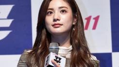 """'꾼' 나나 """"6명의 꾼 中 박성웅과 가장 잘 맞아"""""""