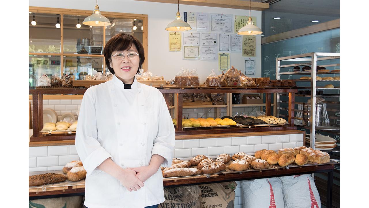 구수한 천연 발효빵, 맛있게 먹으려면?