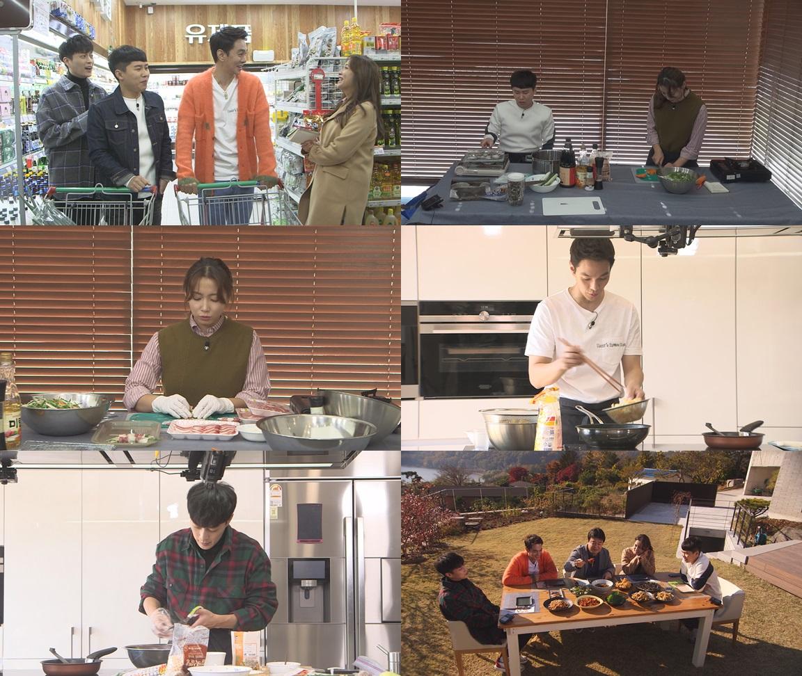 '집밥백선생' 시즌 최초 제자 가정 방문…남상미 양평집 공개