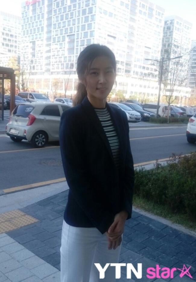 김정민, 오늘(15일) 前 남친 재판 증인 출석…비공개 요청