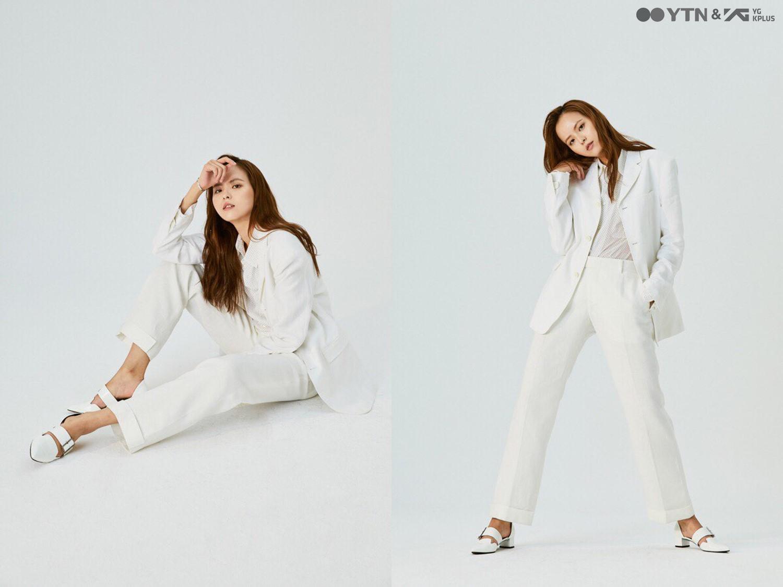 모델 류서현, 고혹미 뽐내
