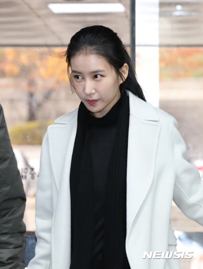 김정민vs손 대표, 세 번째 공판 비공개 진행