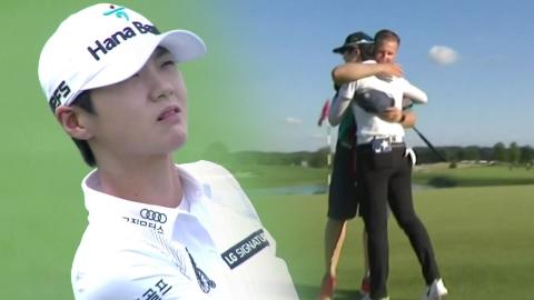 '남다른 슈퍼 루키' 박성현, 시즌 '전관왕' 대기록 성큼!