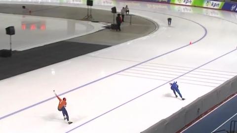 이상화, 3차 월드컵 1000m 10위