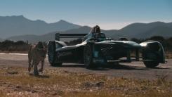 경주용 자동차 vs 치타...과연 누가 빠를까?