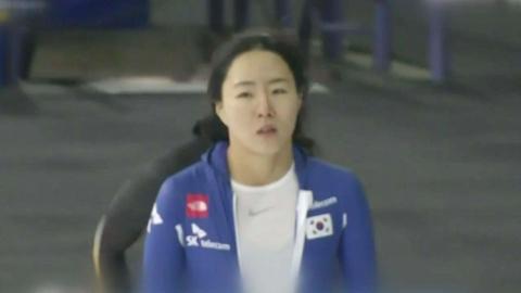 '올해 첫 36초대' 이상화 은메달...2달 앞 평창 '청신호'