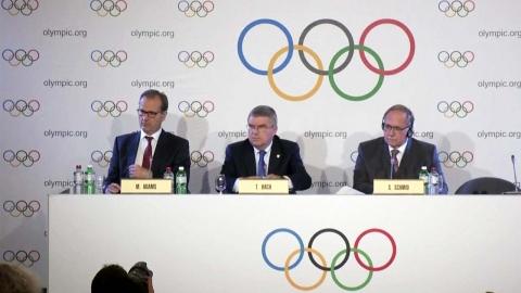 IOC, 러시아 평창 동계올림픽 참가 '불허'...개인 자격 출전은 허용