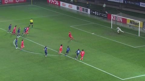 '5골 공방' 여자축구, 일본에 석패
