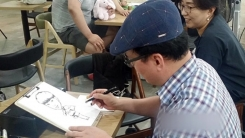 [좋은뉴스] 소아암 환우의 꿈을 담은 만화작가들의 캐리커처