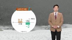 [날씨] 내일 오전까지 중서부 미세먼지...낮부터 찬 바람