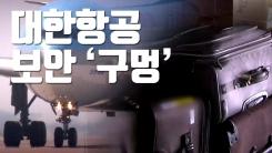 [자막뉴스] 대한항공, 주인 없는 짐 싣고 12시간 비행