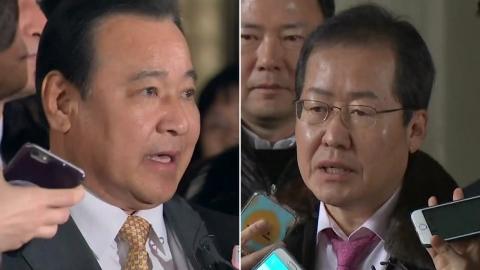 '성완종 리스트' 홍준표·이완구 운명 22일 결정