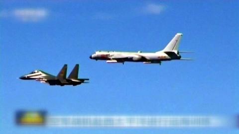 中 군용기, 방공식별구역 침범…공군 긴급 출격