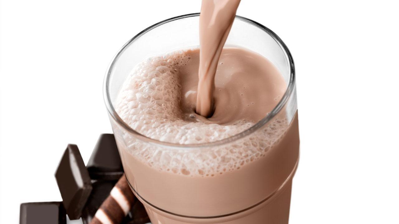 숙취해소에 '초코우유' 괜찮을까?