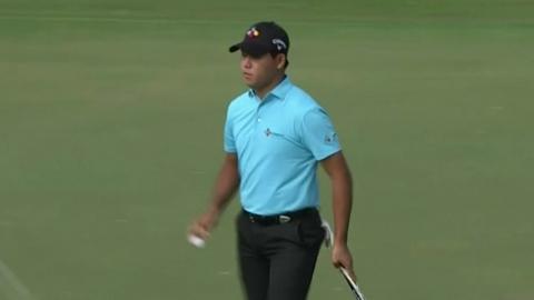 김시우(-6), PGA 투어 센트리 토너먼트 2R 공동 8위...선두와 4타차