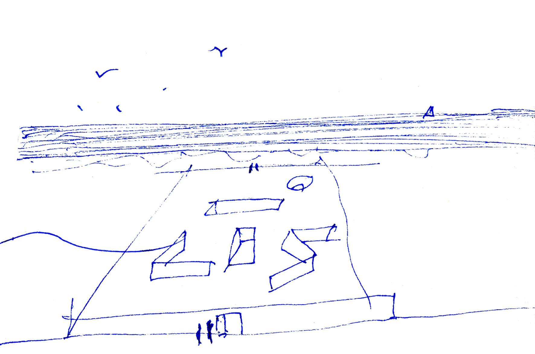 〔안정원의 건축 칼럼〕 수평선을 향해 속삭이듯 풀어낸 간결한 시적인 건축, 무한의 집 2