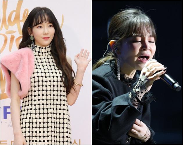 """태연, 이하이 '한숨' 무대에 """"토닥토닥 해주고 싶었다"""""""