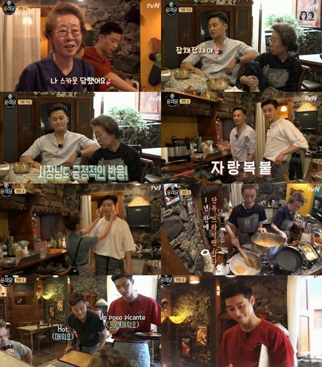 '윤식당2', 14.8% 기록…역대 tvN 예능 최고 시청률