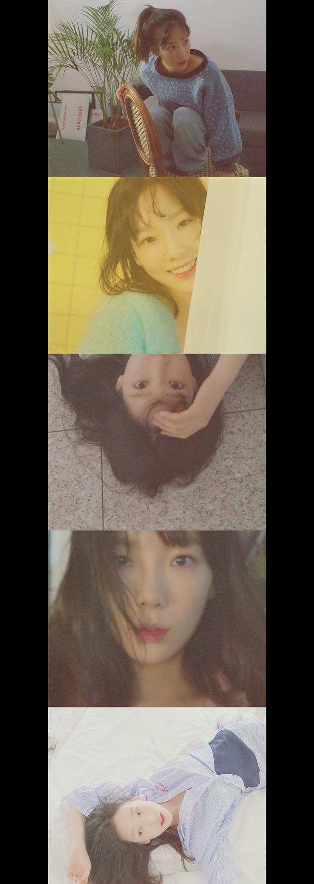 태연, '겨울나무' 스페셜 비디오 공개…팬 사랑 보답