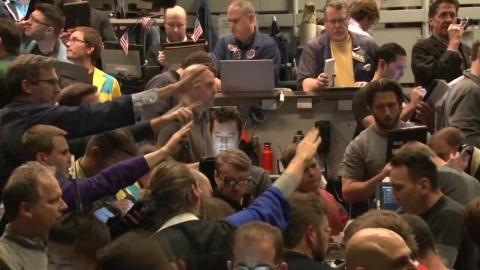 미국 시장 비트코인 19% 급락…32조 원 증발