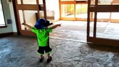 [지구촌 생생영상] '열려라 참깨'...한 꼬마의 귀여운 마술쇼