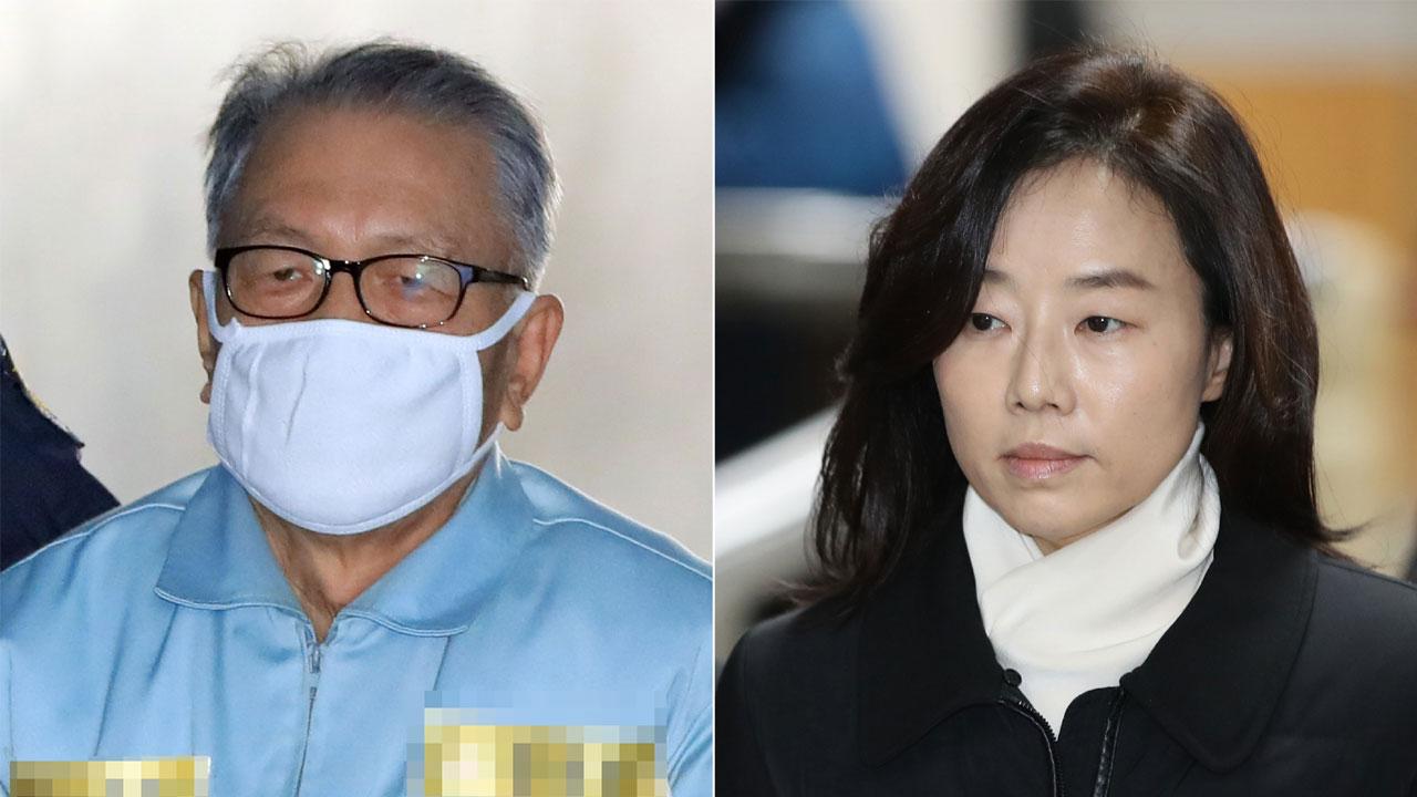조윤선 2년·김기춘 4년 실형...엄해진 블랙리스트 항소심