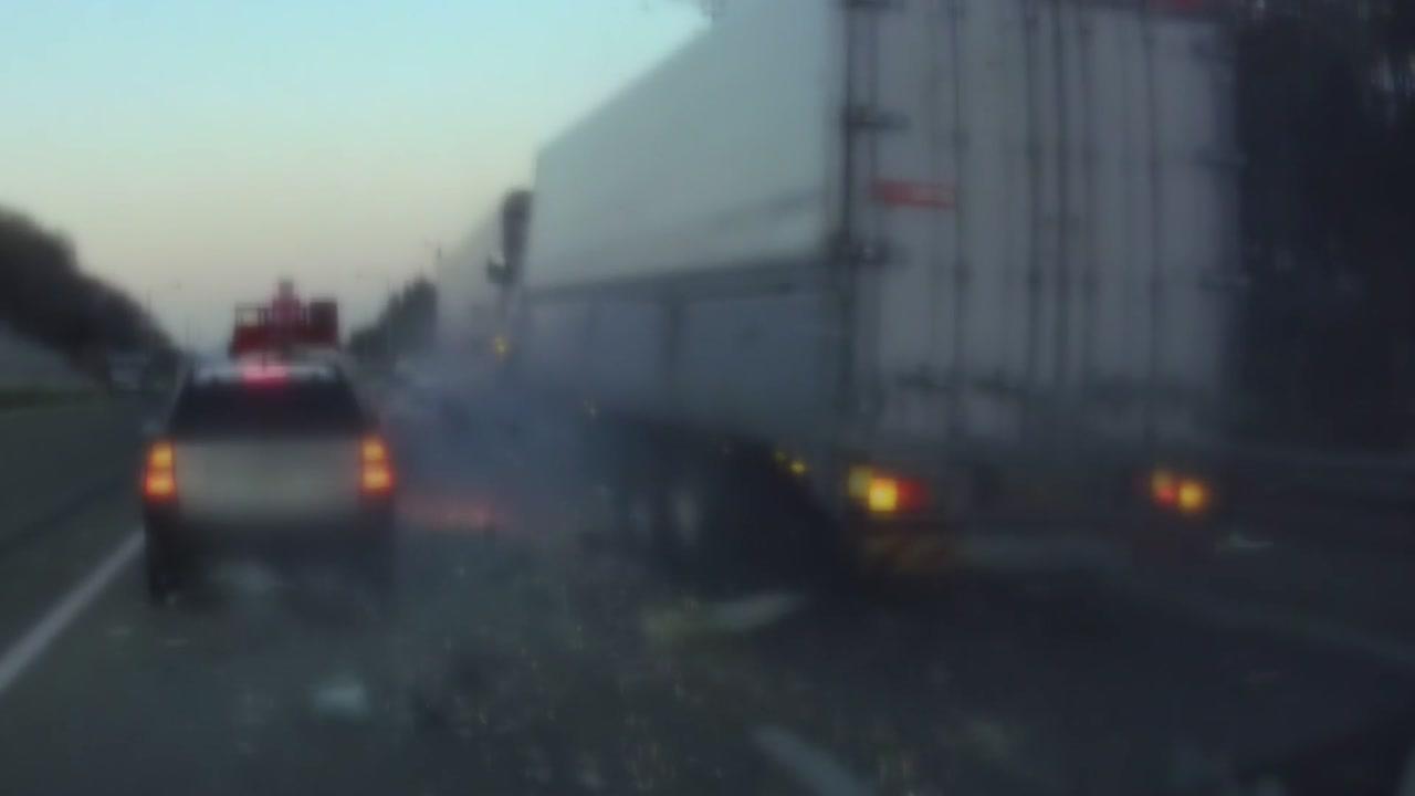 설 연휴 전날 교통사고 최다...화재도 20% 더 발생