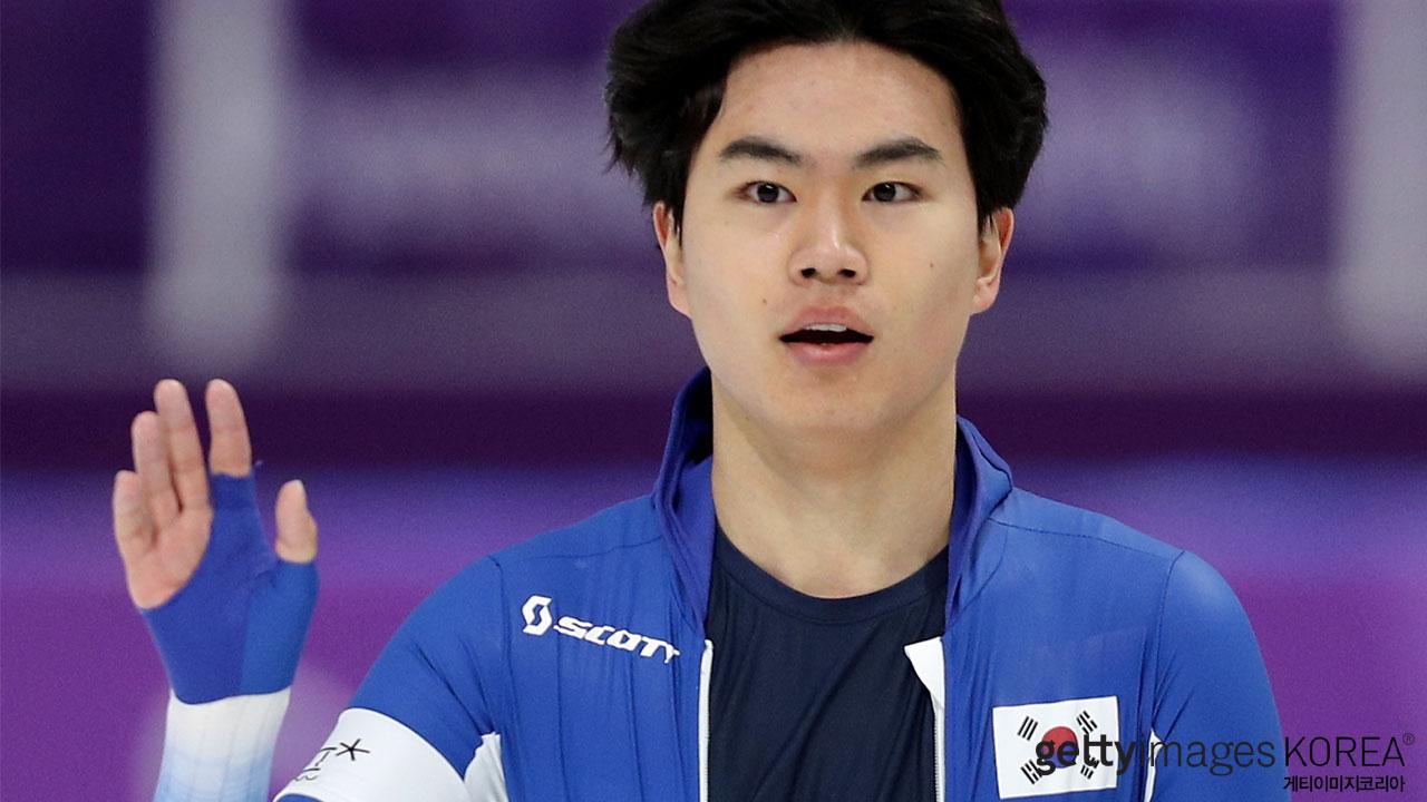 김민석, 빙속 1,500m 동메달...亞 최초