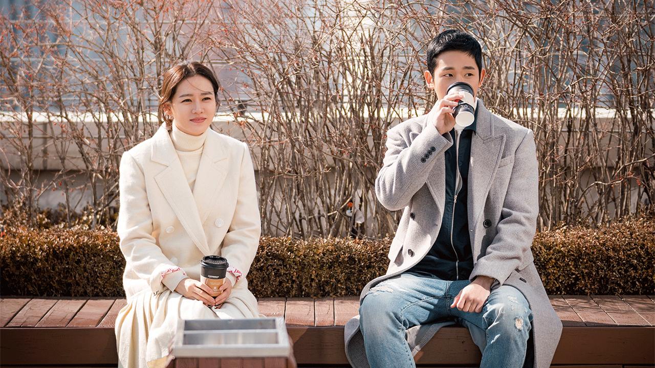 손예진♥정해인 커플의 진짜 연애...'예쁜 누나' 스틸 공개