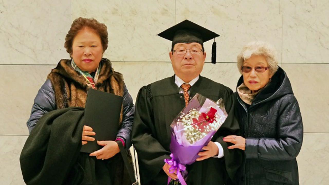 [좋은뉴스] 61년만에 대학졸업...만학도의 열정