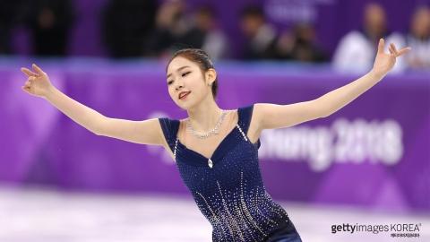 피겨 최다빈, 김연아 이후 한국 최고 순위 기록