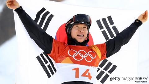 이상호, 스노보드 평행대회 은메달...한국 설상종목 첫 메달