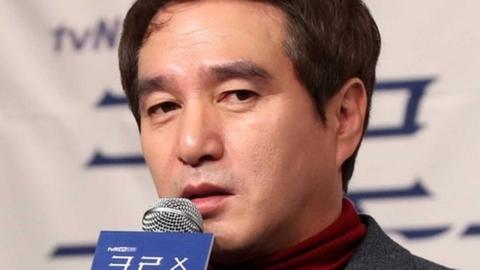 """'성추문' 조재현 """"내가 죄인…모든 걸 내려놓겠다"""""""
