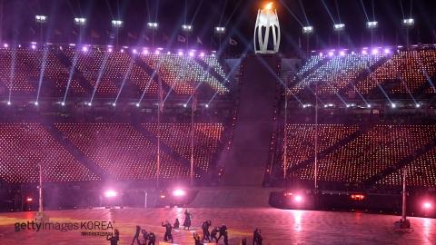 뜨거웠던 17일간의 열전...평창 동계올림픽 '화려한 피날레'