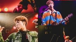엔플라잉, 日 첫 단독 콘서트 성료…전석 매진
