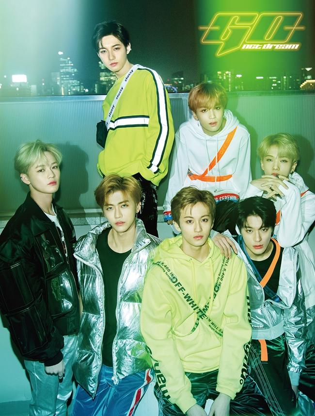 NCT DREAM 'GO', 아이튠즈 종합 뮤비차트 7개국 1위…빌보드도 주목