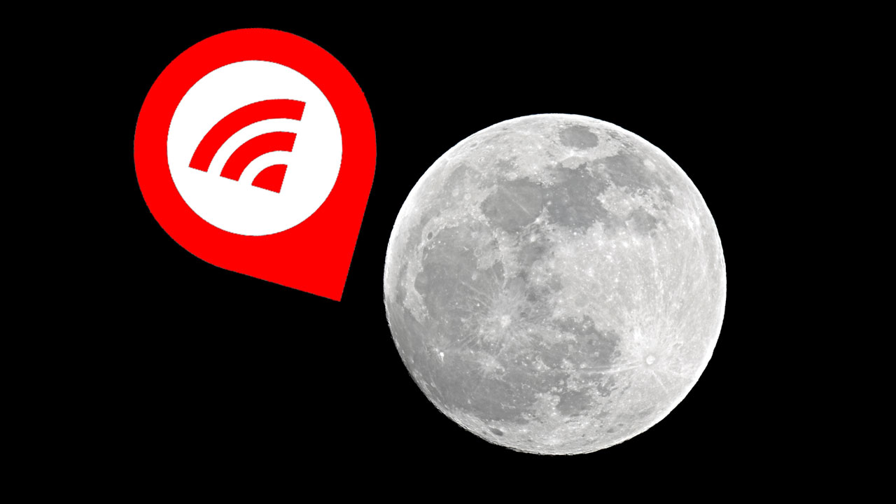 4G 이동통신...달에서도 터진다