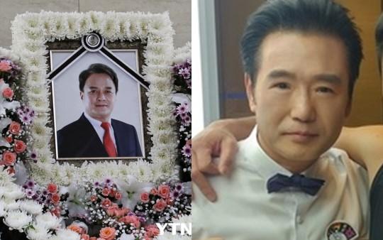 """조성규 """"안타까웠을 뿐...故 조민기 유가족께 죄송"""""""