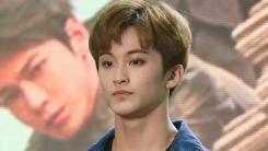NCT 마크, 카리스마 넘치는 '심멎 비주얼'