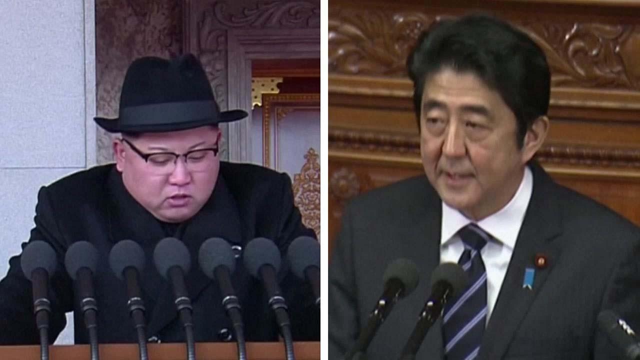 '재팬 패싱' 걱정하는 아베, 북일 정상회담 모색