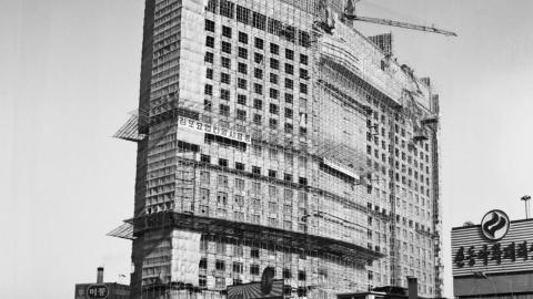 40년 전 서울 도심은…판자촌 소공동에 호텔 등장