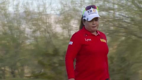 박인비, LPGA 파운더스컵 우승...19번째 LPGA 우승