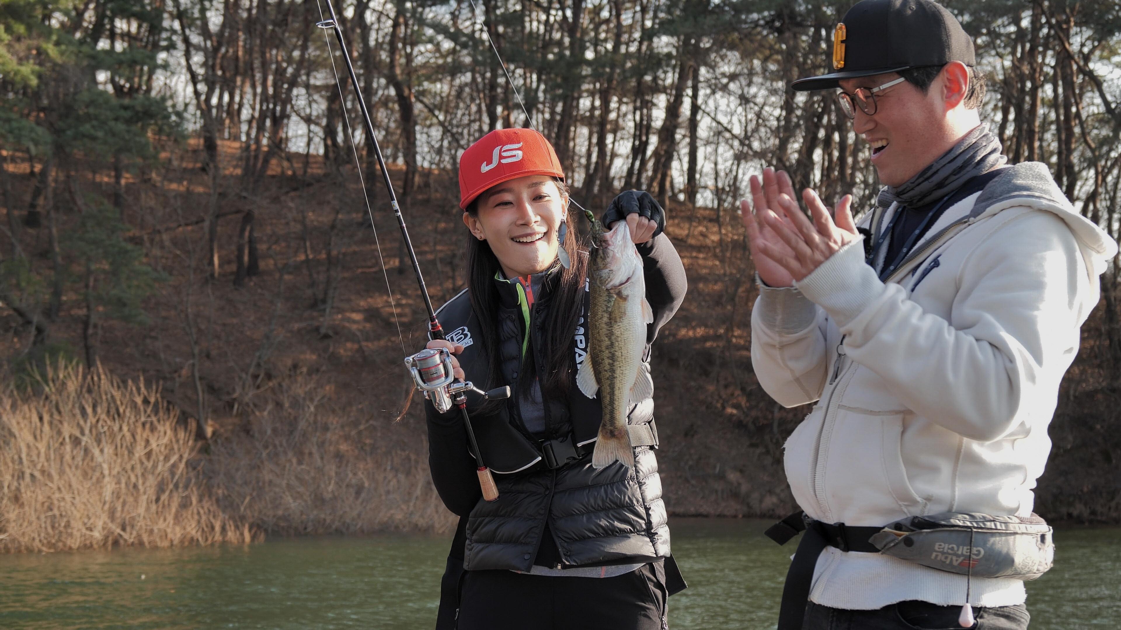 """'서프라이즈' 김하영 """"이제부터 황금빛 내 인생은 낚시본부와 같이 살래요"""""""