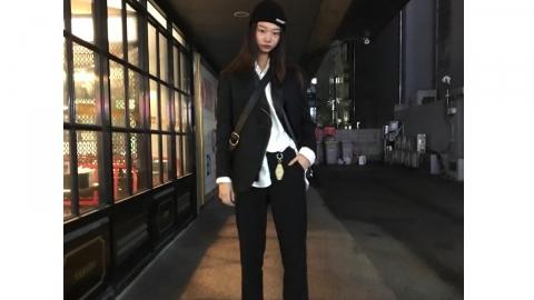 톱 모델 배윤영의 '센스 만점' 리얼웨이 룩!