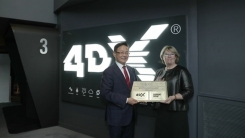 CGV 4DX, 전세계 500개관 돌파...연간 1억 명 수용