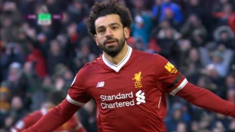 '살라 1골 1도움' 리버풀, 맨시티 완파...바르셀로나도 3골 차 승리