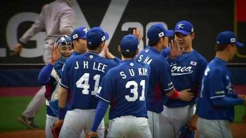 한국 야구대표팀 아시안게임 예비명단 109명 발표