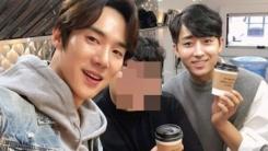 [좋은뉴스] 손호준·유연석, 매달 아름다운 커피 기부