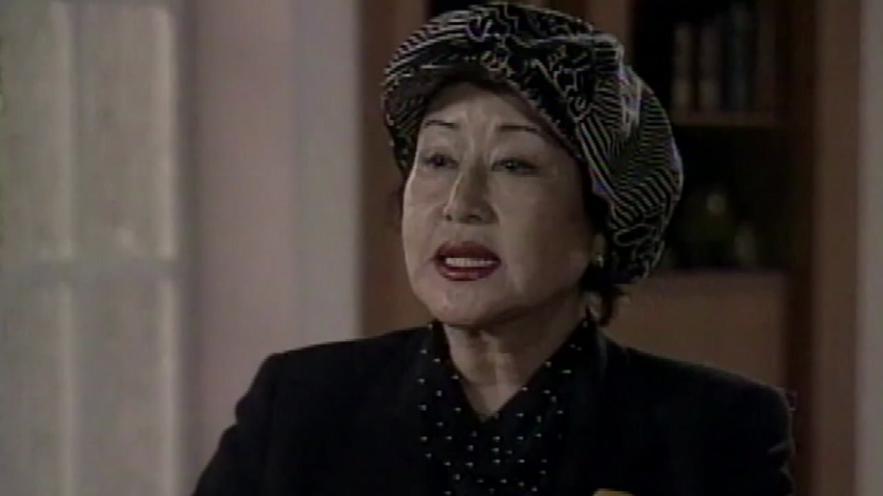 '영화같은 삶' 원로배우 최은희 별세...향년 92세
